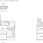 PH2 2BR Penthouse