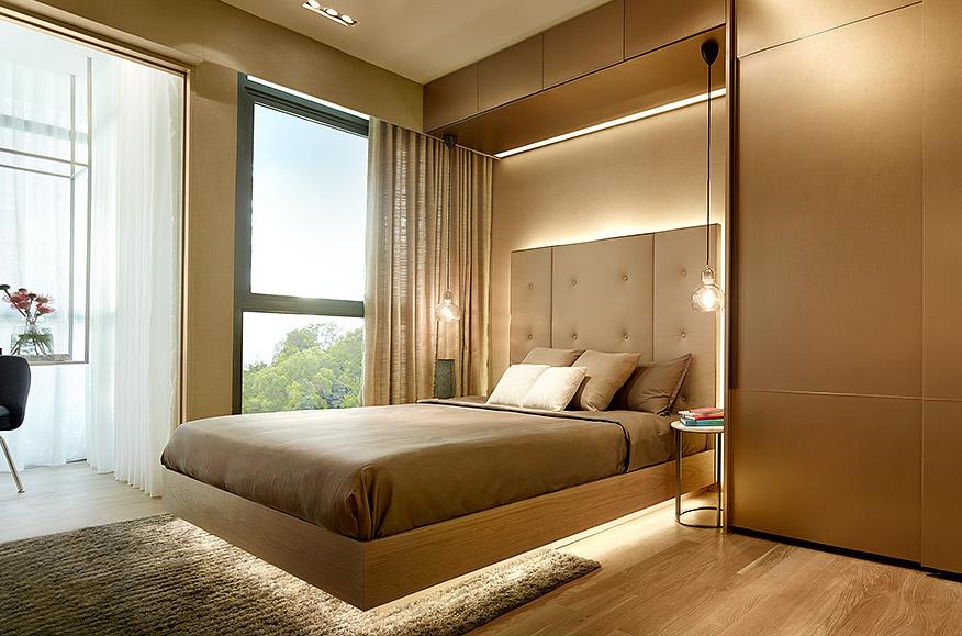 Seventy St Patricks Floor Plans :: 3 Bedroom Master Bedroom