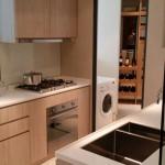 3BR + Study Kitchen