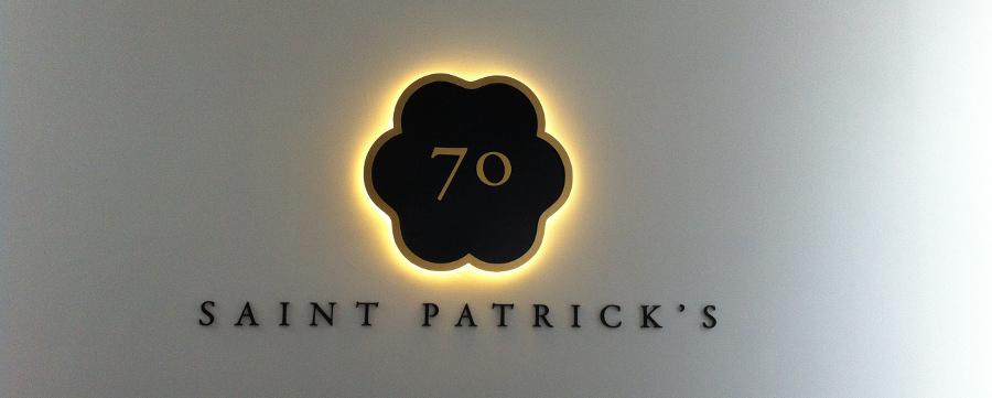 Seventy St Patricks Showflat