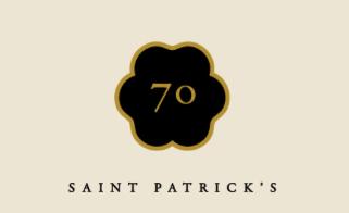 Seventy St Patricks Logo